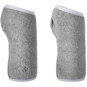 Tatonka Maine Wrist Warmers Damen pebble grey